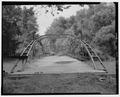VIEW ACROSS BRIDGE FROM SOUTH - Rodrick Bridge, Spanning Wills Creek, Otsego, Muskingum County, OH HAER OHIO,60-OTSE.V,1-1.tif