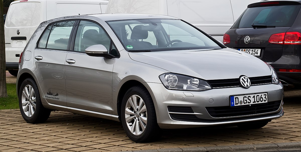 volkswagen golf 7 wikipedia la enciclopedia libre. Black Bedroom Furniture Sets. Home Design Ideas