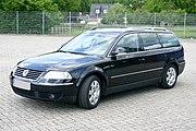2004 Volkswagen Passat Variant