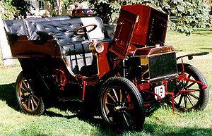 Vabis - Vabis Tonneau 1903