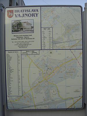Vajnory - Image: Vajnory 2