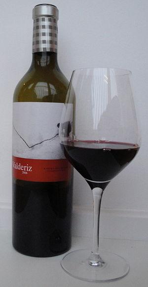 Ribera del Duero - A Ribera del Duero wine.