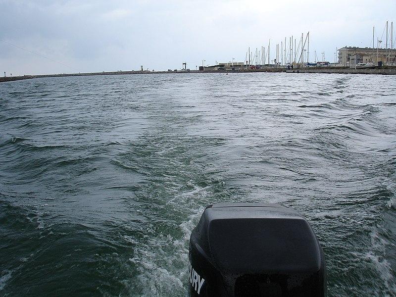 Valras-Plage (Hérault) - port.