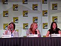 Vampire Diaries Panel at the 2011 Comic-Con International (5985825172).jpg