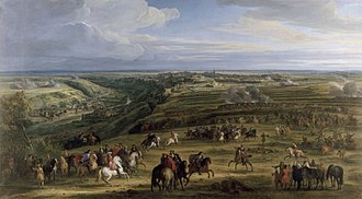 Siege of Luxembourg (1684) - The capture of Luxembourg in June 1684.