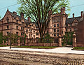Vanderbilt Hall, Yale College, New Haven, Connecticut, 1901.jpg
