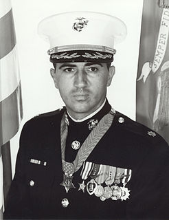 Jay R. Vargas United States Marine Corps Medal of Honor recipient
