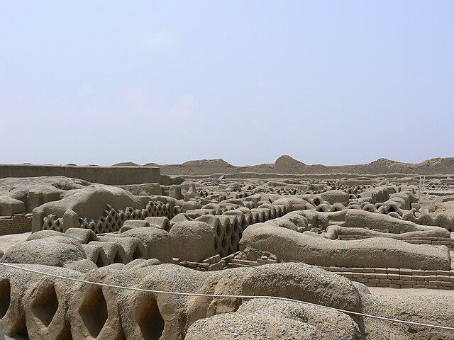 Ruinenstadt Chan Chan