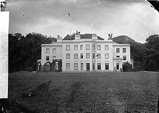 Vaynol Hall, Pentir (Caern)