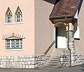 Velden Feuerwache Spritzenhaus Windfang Eingangstreppe 16022008 68.jpg