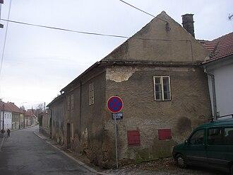 Leopold Koželuch - Birth house of Leopold Kozeluch in Velvary