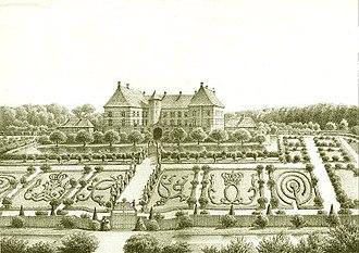 Vemmetofte - Prince Charles' Baroque garden