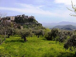 Veroli Comune in Lazio, Italy