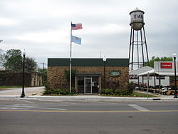 Vian Town Hall