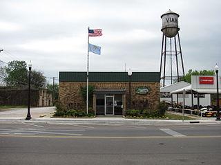 Vian, Oklahoma Town in Oklahoma, United States
