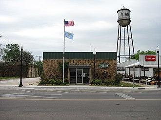 Vian, Oklahoma - Vian Town Hall