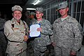 Vice Adm. Bill Gortney visits Sailors at NTM-A in Afghanistan (4678478289).jpg