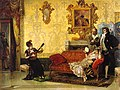 Vicente Palmaroli - The Concert, 1880.jpg