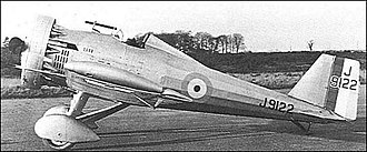Vickers Jockey - Vickers Type 171 Jockey