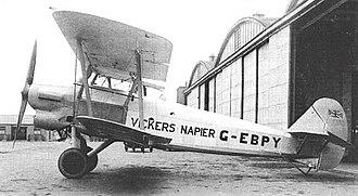 Vickers Vixen - Vickers Vivid