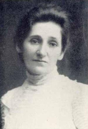 Victoria Earle Matthews