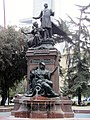 Vicuna Mackenna, Benjamin -monumento por Jules Coutan -f02.jpg