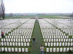 View from top of Tyne Cot.JPG
