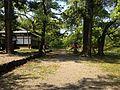 View near Nogakuden Hall of Usa Shrine.JPG