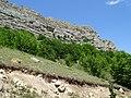 View of Shushi Cliffs - En Route from Shushi to Karintak - Nagorno-Karabakh - 01 (19172092172).jpg