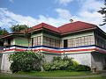 View of the Rizal Ancestral House at its backyard in Rizal Shrine.jpg