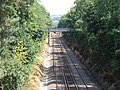 View off Railway Bridge in Reigate - geograph.org.uk - 29280.jpg