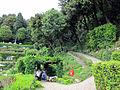 Villa san michele, giardino est 13.JPG