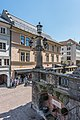 Villach Innenstadt Kirchenplatz Rauter-Brunnen 02072018 3788.jpg