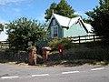 Village Hall, Llanddewi Skirrid - geograph.org.uk - 215799.jpg