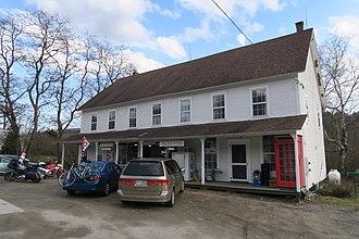 South Acworth, New Hampshire - Village Store