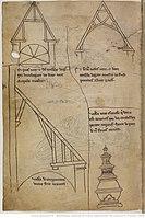 Villard de Honnecourt Album de ... charpente. BNF.jpg