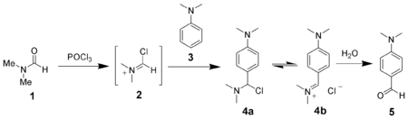 Vilsmeier Haack Reaction Scheme.png