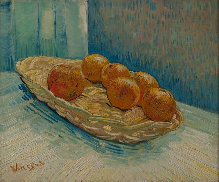 File:Vincent van Gogh, 'Basket With Six Oranges'.jpg