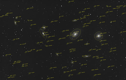 virgo supercluster of galaxies - HD1264×810