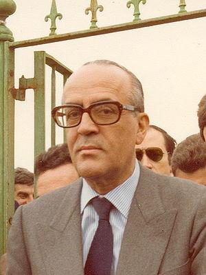 Calvo-Sotelo, Leopoldo (1926-2008)