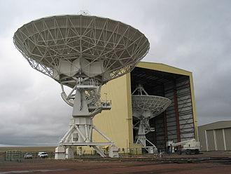 Karl G. Jansky Very Large Array - Antenna Assembly Building at VLA
