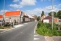Vlak bij Oudenhoorn is een fietspad.jpg