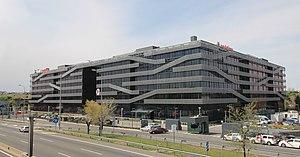Vodafone Spain - Vodafone España head offices (Madrid).