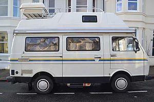 Volkswagen LT - Volkswagen LT Mk 1 Westfalia campervan conversion 1989 - 1993