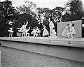 Vondelparkfeesten 1963 geopend met een voorstelling van Het Nationale Ballet o, Bestanddeelnr 915-2218.jpg
