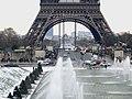 Vue sur la Tour Eiffel , Eiffel Tower in Paris France 7.JPG
