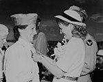 WASP graduation at Avenger Field, Sweetwater, Texas, Jule 3, 1943.jpg