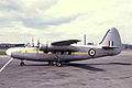 WV735 Percival Pembroke RAF LPL 30APR64 (6934547141).jpg