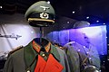 WW2 German Wehrmacht army uniforms in Norway 1940. General, coat red lapels, officer's cap, etc. Forsvarsmuseet (Armed Forces Museum) Oslo 2019-03-31 DSC01541.jpg