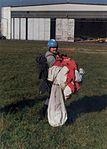 Waldemr Zygała na gliwickim lotnisku 1994.jpg